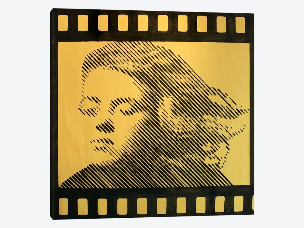 Homage To Marilyn Monroe I by Alla GrAnde 1-piece Canvas Art
