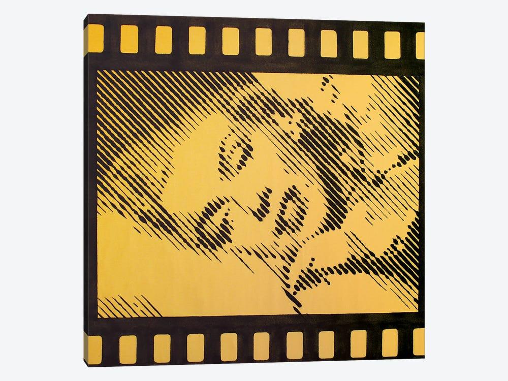 Homage To Marilyn Monroe II by Alla GrAnde 1-piece Canvas Art Print