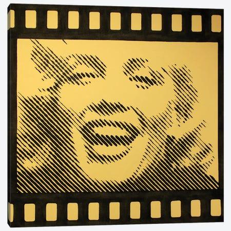 Homage To Marilyn Monroe III Canvas Print #LGA153} by Alla GrAnde Canvas Art Print