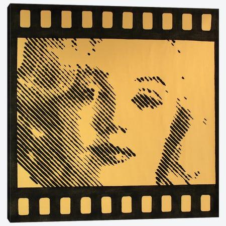 Homage To Marilyn Monroe IV Canvas Print #LGA154} by Alla GrAnde Canvas Wall Art