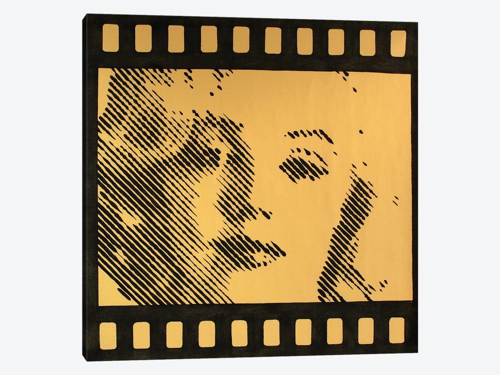 Homage To Marilyn Monroe IV by Alla GrAnde 1-piece Canvas Art Print