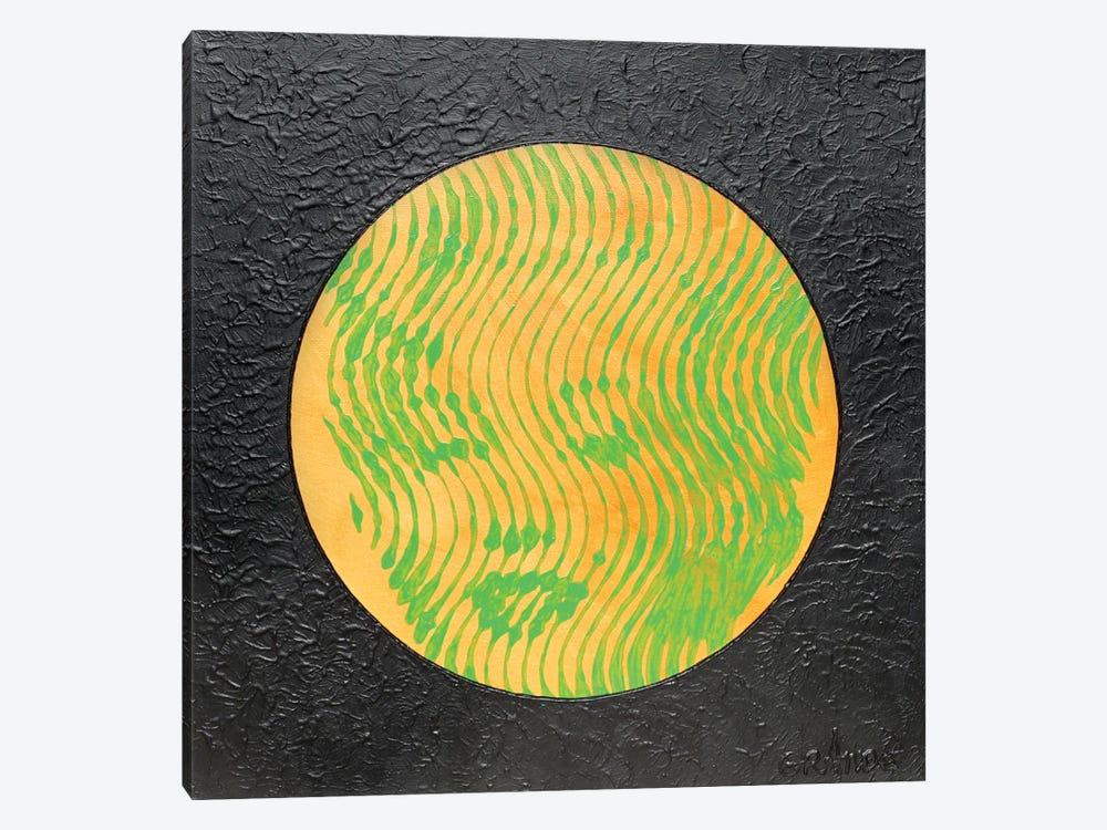 Marilyn Neon Orange by Alla GrAnde 1-piece Canvas Art Print
