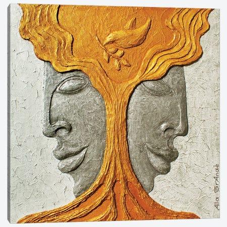 Tree Of Peace Canvas Print #LGA184} by Alla GrAnde Art Print