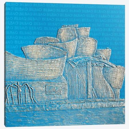 Guggenheim Museum Bilbao Canvas Print #LGA194} by Alla GrAnde Canvas Art