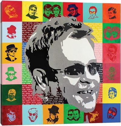 Circle Of Life - Elton John Canvas Art Print