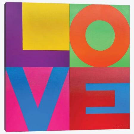 Love Canvas Print #LGA22} by Alla GrAnde Canvas Artwork