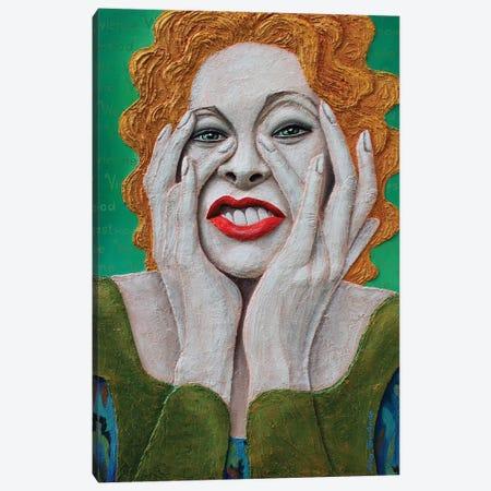 Vivienne Westwood Canvas Print #LGA245} by Alla GrAnde Canvas Wall Art