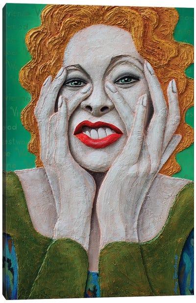 Vivienne Westwood Canvas Art Print