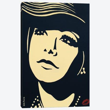 Eleni Canvas Print #LGA255} by Alla GrAnde Art Print