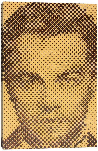 Leonardo Di Caprio Canvas Art Print