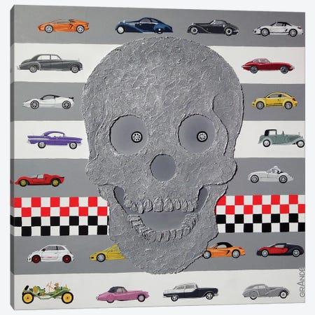 Drive Now Canvas Print #LGA272} by Alla GrAnde Canvas Wall Art