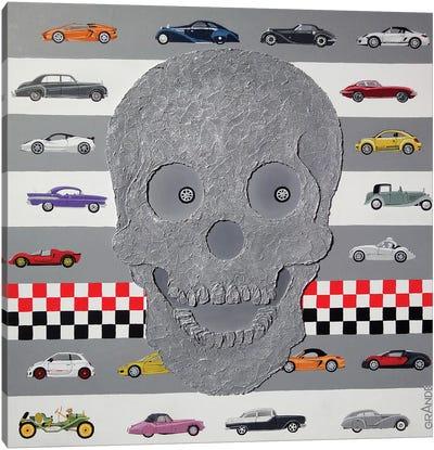 Drive Now Canvas Art Print