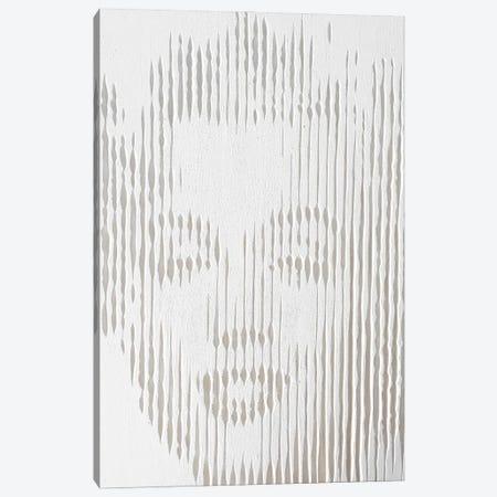 Marilyn Light Reflection Canvas Print #LGA280} by Alla GrAnde Canvas Print