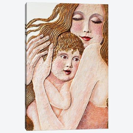 Security Canvas Print #LGA33} by Alla GrAnde Canvas Print