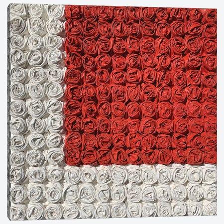 Love Rose I Canvas Print #LGA43} by Alla GrAnde Canvas Wall Art