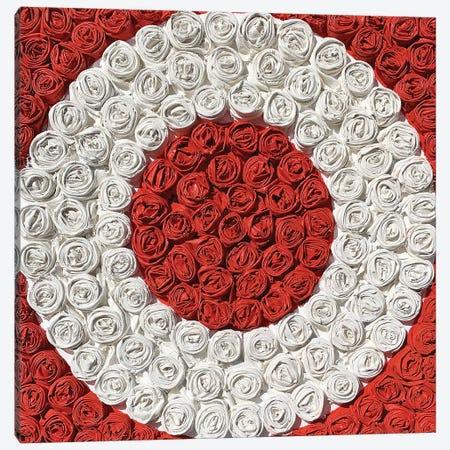 Love Rose II Canvas Print #LGA44} by Alla GrAnde Canvas Art Print