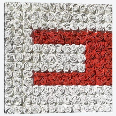 Love Rose IV Canvas Print #LGA46} by Alla GrAnde Canvas Art Print