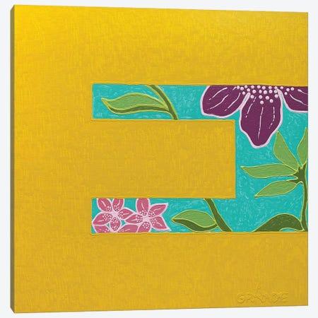 Love Flowers IV Canvas Print #LGA50} by Alla GrAnde Canvas Art Print