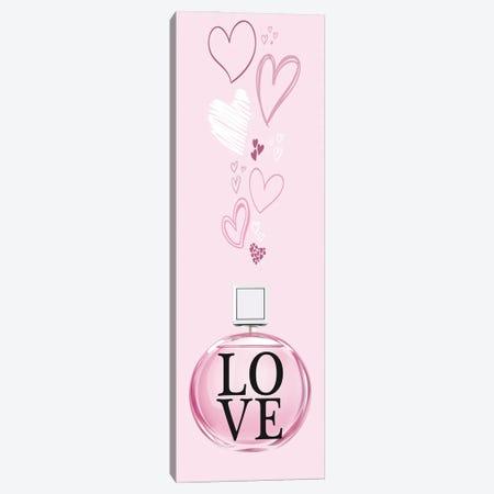 Perfume Canvas Print #LGB18} by Lauren Gibbons Canvas Artwork
