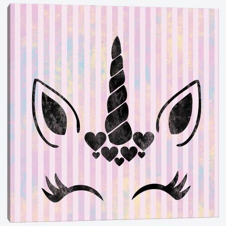 Unicorn III Canvas Print #LGB28} by Lauren Gibbons Canvas Print