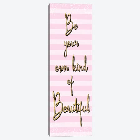 Glamour Beautiful Canvas Print #LGB3} by Lauren Gibbons Canvas Wall Art