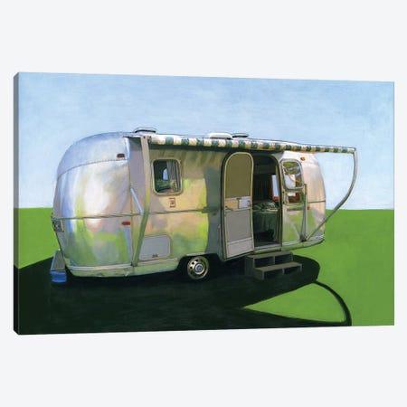 Here To Stay (Again) Canvas Print #LGI10} by Leah Giberson Canvas Art Print