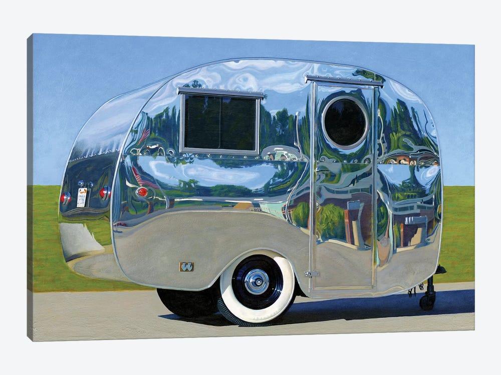 Kenskill Shine by Leah Giberson 1-piece Canvas Wall Art