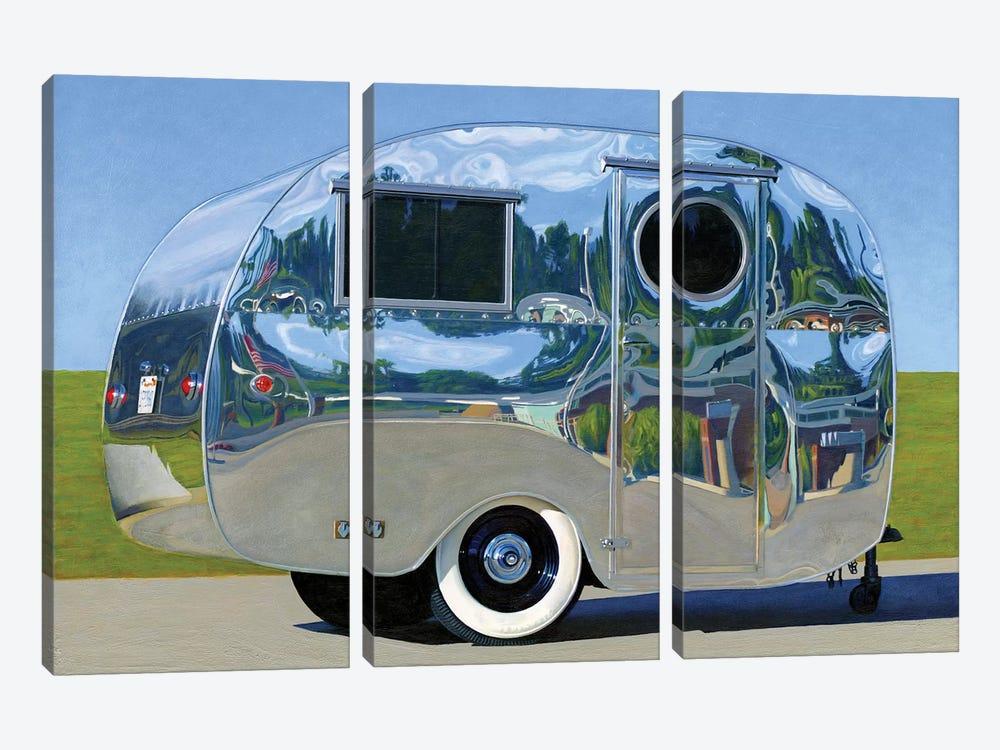 Kenskill Shine by Leah Giberson 3-piece Canvas Artwork