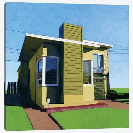 Westlake Gold Canvas Print #LGI28} by Leah Giberson Canvas Art