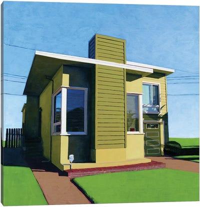 Westlake Gold Canvas Art Print