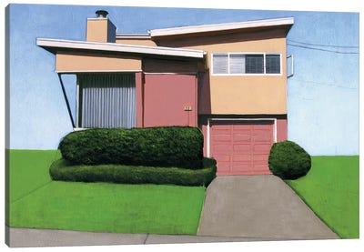 Westlake Pink III Canvas Art Print