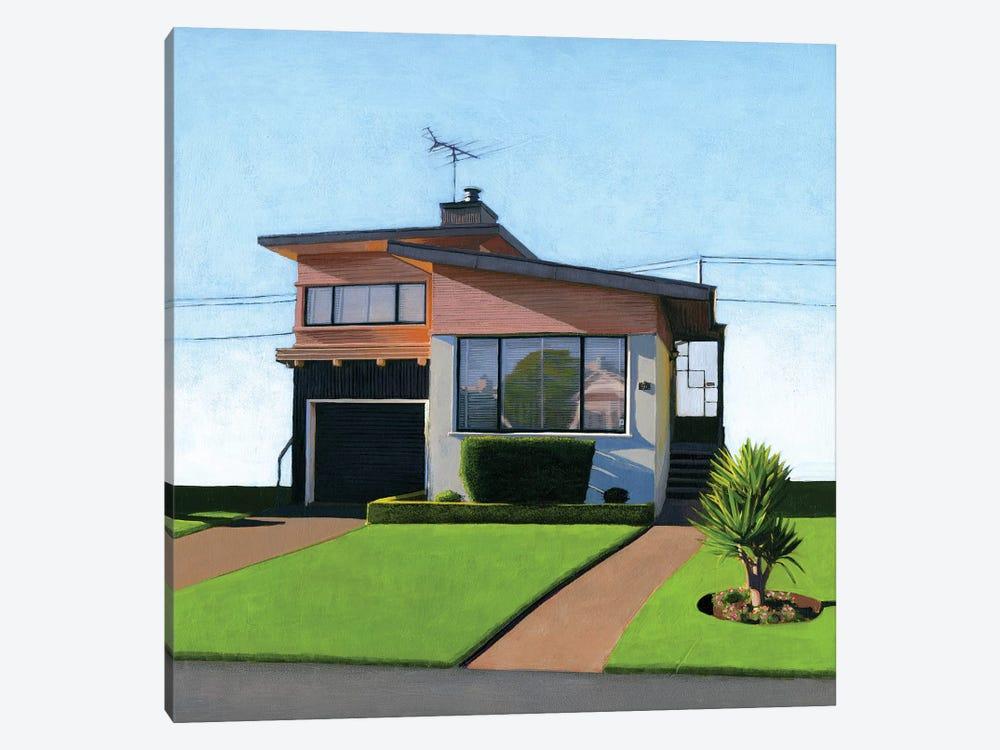 Westlake Pink IV by Leah Giberson 1-piece Art Print