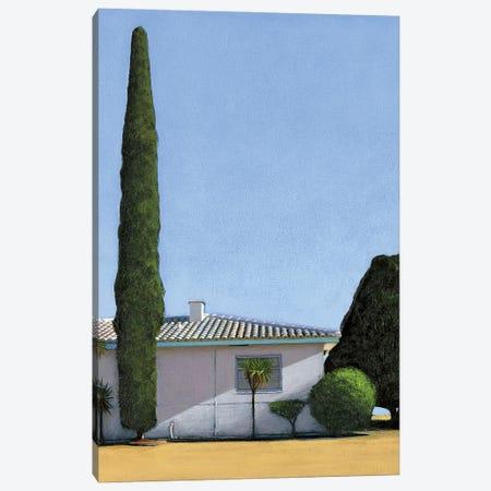 Lido Drive Canvas Print #LGI37} by Leah Giberson Canvas Art