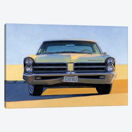 Desert Bonneville Canvas Print #LGI39} by Leah Giberson Canvas Art Print