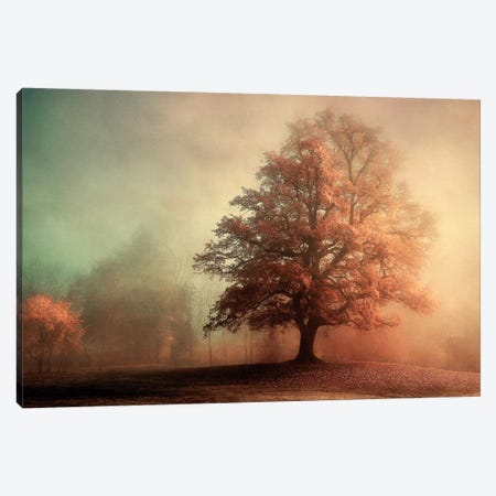 Standing Proud Canvas Print #LGR33} by Lars van de Goor Canvas Art