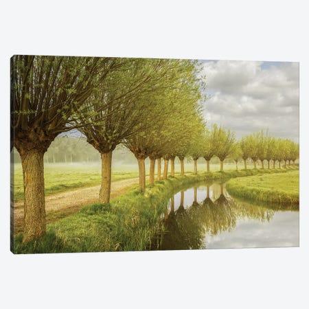 Holland 3-Piece Canvas #LGR42} by Lars van de Goor Art Print