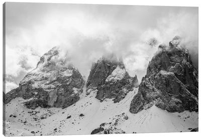 Dolomites Canvas Art Print