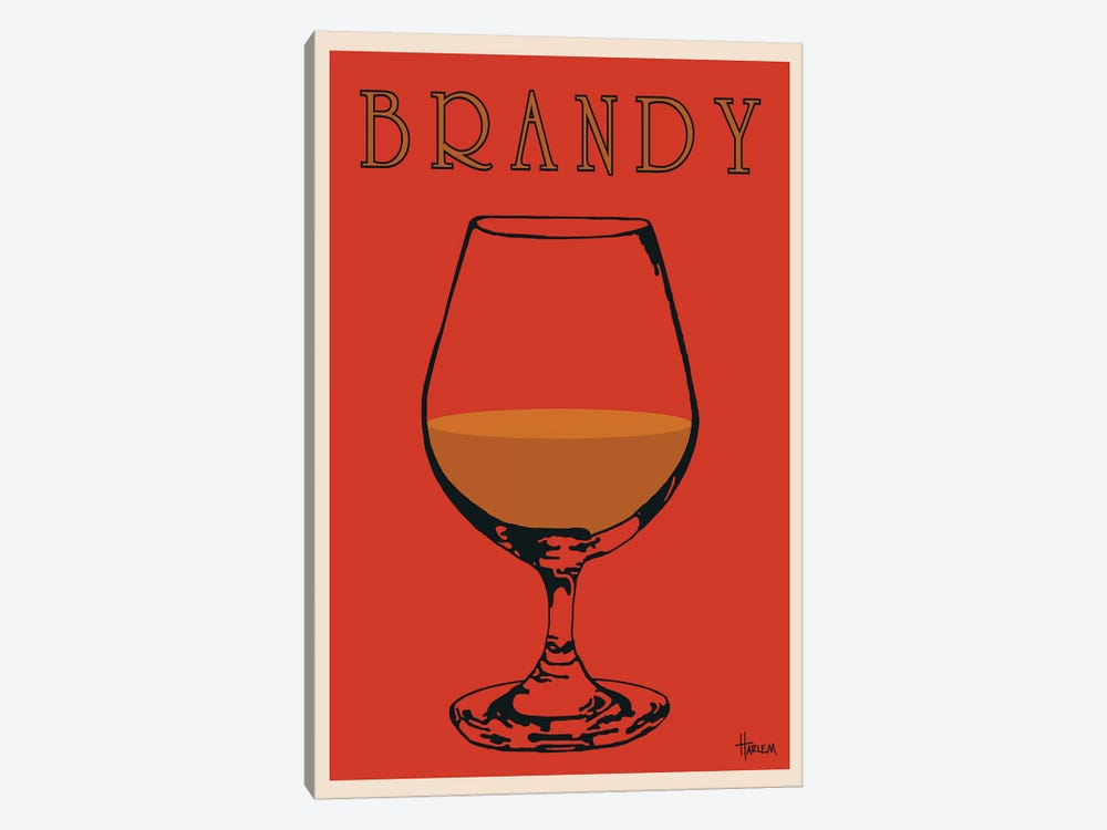 Brandy by Lee Harlem 1-piece Canvas Wall Art