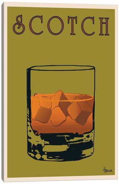 Scotch Canvas Art Print