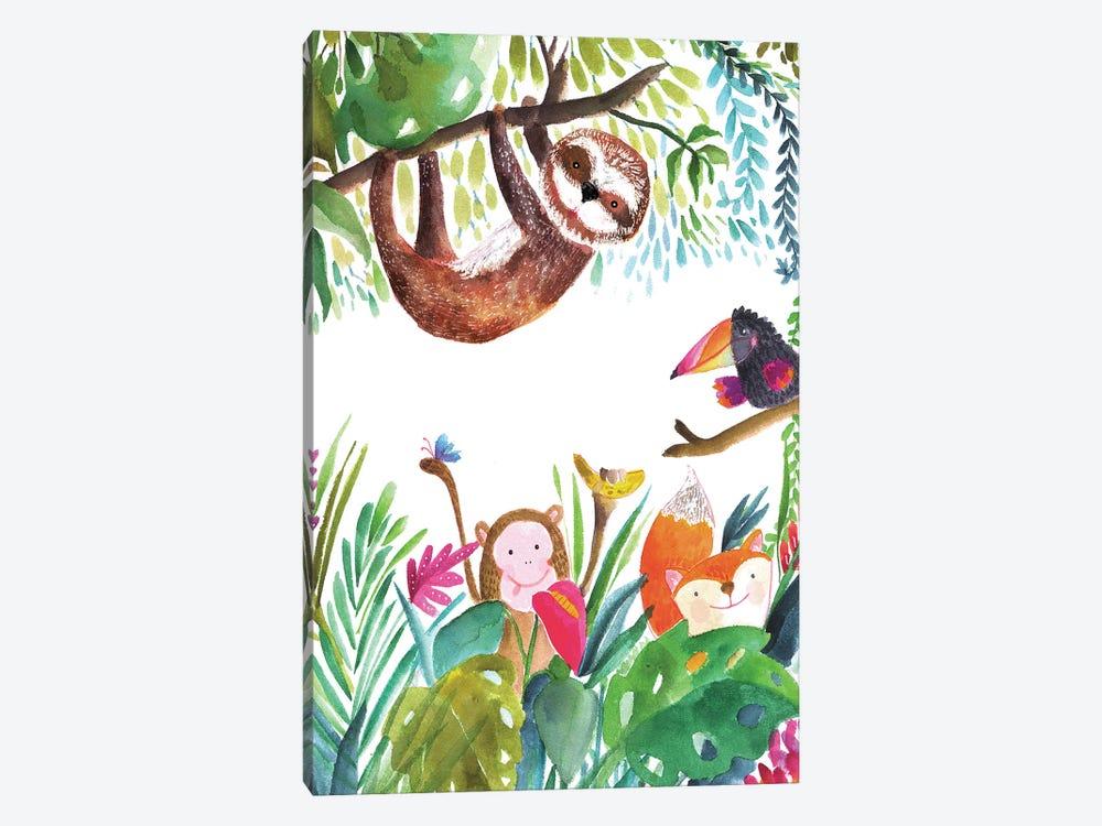 Hangin' Around I by Larisa Hernandez 1-piece Art Print