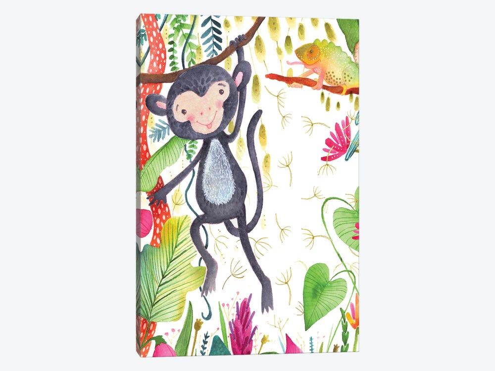 Hangin' Around II by Larisa Hernandez 1-piece Canvas Art