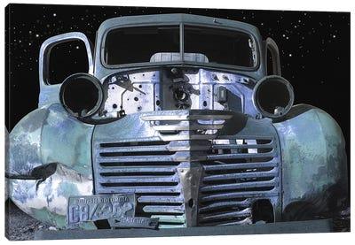 Moonlight Grill Canvas Art Print