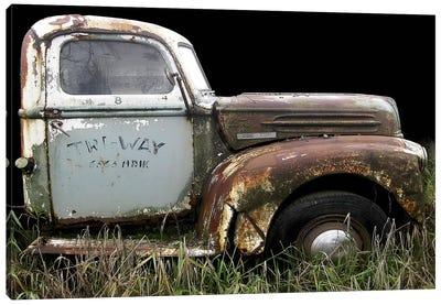 1947 Ford 1 Ton Canvas Print #LHR1