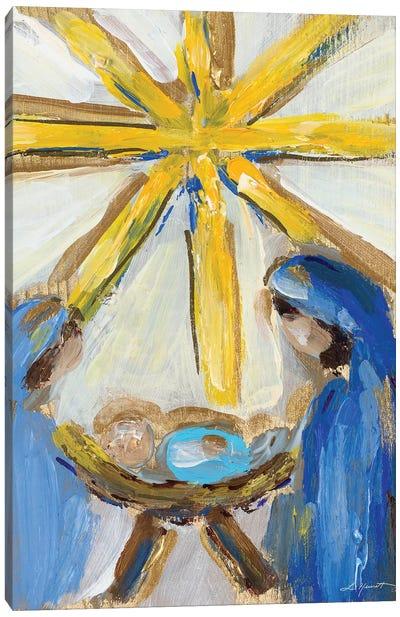 O Holy Night Canvas Art Print