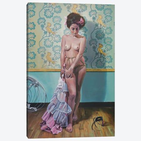 Unmentionables Canvas Print #LIA17} by Linda Adair Canvas Print