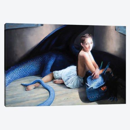 Adolescence Canvas Print #LIA1} by Linda Adair Canvas Print