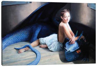 Adolescence Canvas Art Print