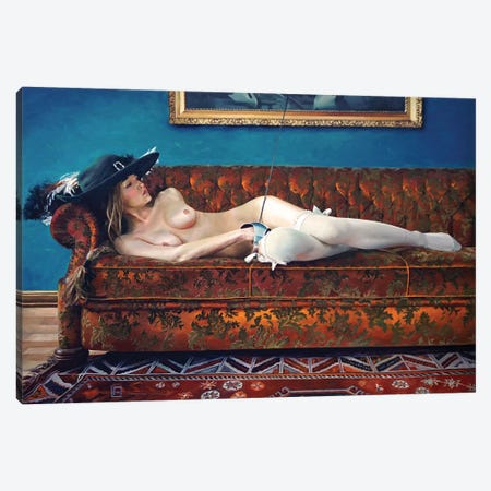 La Maupin Canvas Print #LIA5} by Linda Adair Canvas Art