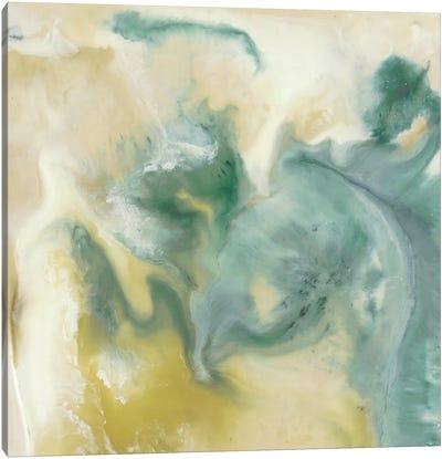 Emerald Tablets I Canvas Art Print