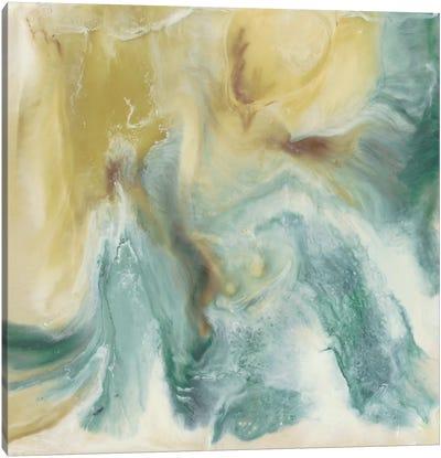 Emerald Tablets II Canvas Art Print